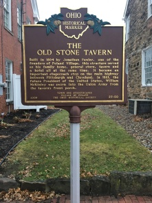 Old Stone Tavern, Mahoning County